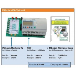 Preisreduziert! MiniTrainer - Millenium Mini Trainer XL inkl. MiniTrainer Schule!