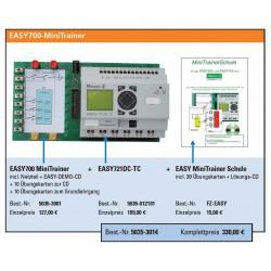 EASY 700 MiniTrainer inkl. MiniTrainer Schule