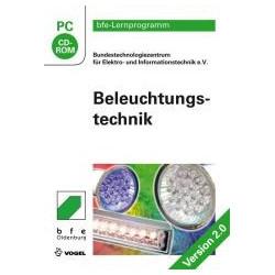 CD-ROM Lernprogramm Beleuchtungstechnik