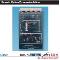 PAL-Übungsboard Stanze Bausatz Platine