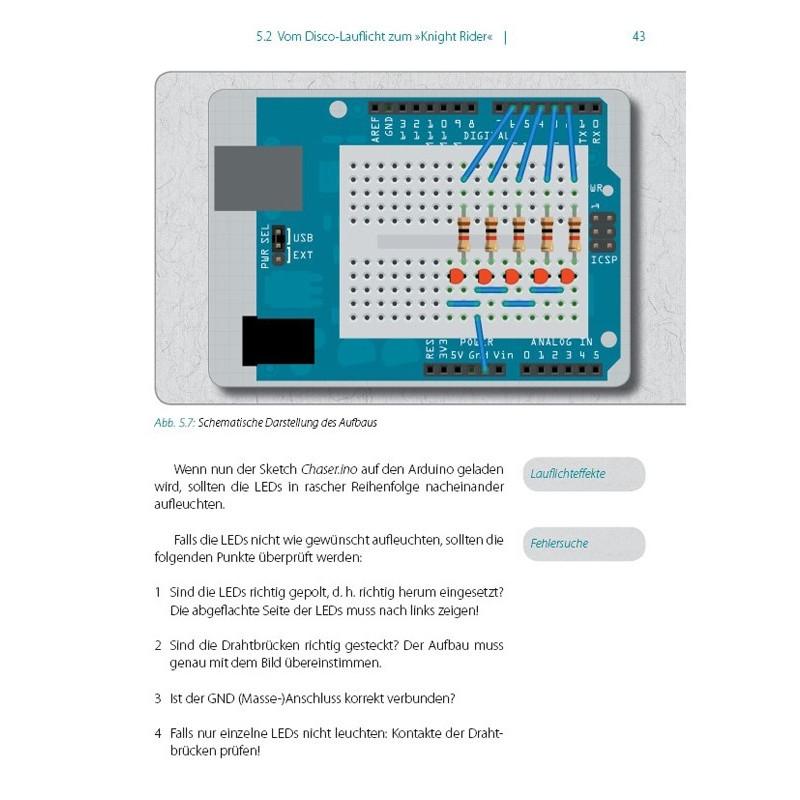 Das Franzis Arduino Projects Lernpaket - Feltron Zeissler