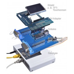 ARDUINO-Adapter 24VDC für MiniTrainer