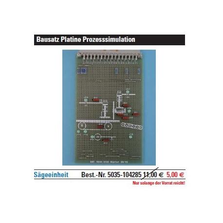 PAL-Übungsboard Sägeeinheit Bausatz Platine