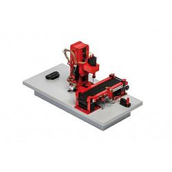 "Kombi-Modell ""Förderband mit Werkzeugmaschine"""