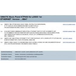 Schulungspaket KTP400 Basic/XB005