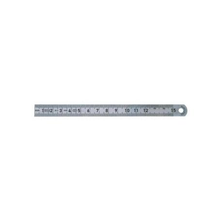 Maßstab aus Federbandstahl 300 mm