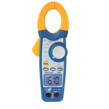 PeakTech Digital-Zangenmessgerät, 3 3/4-stellig, 1000A AC