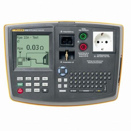 FLUKE 6500 Gerätetester für DIN VDE 0701-0702