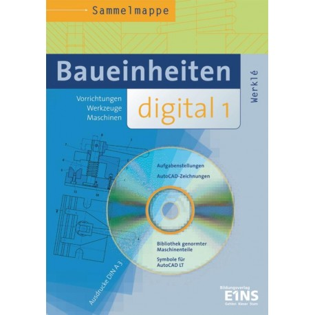 Baueinheiten Digital 1 - Vorrichtungen, Werkzeuge, Maschinen - Schülerband