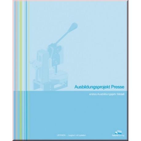 Ausbildungsprojekt Presse – Unterlagen für den Ausbilder