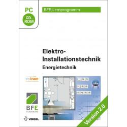 CD-ROM Lernprogramm Elektro-Installtionstechnik