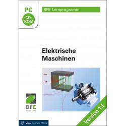 CD-ROM Lernprogramm Elektrische Maschinen