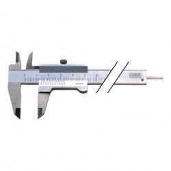 Messchieber Form A 100 mm