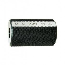 Kegellehrhülse MK2 ohne Lappen DIN229