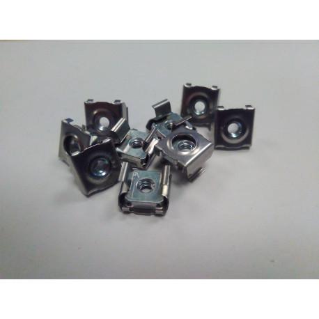 Käfigmutter für 5mm Lochblech / Montageplatte