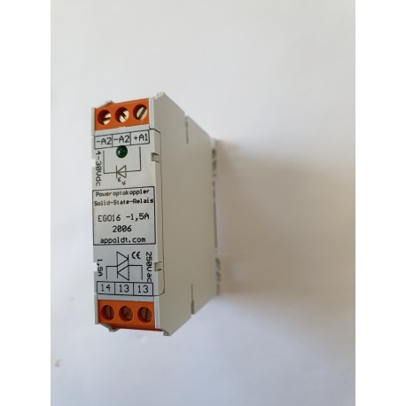 Optokoppler 4V-30V -1,5A DC/230V AC