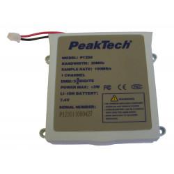 Li-Po Akku 7,4 V - 3500 mA/h für PeakTech 1195/1205/1220