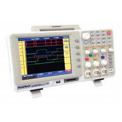 100 MHz / 2 CH Mixed-Signal Oszilloskop mit 16 CH Logic-Analyzer