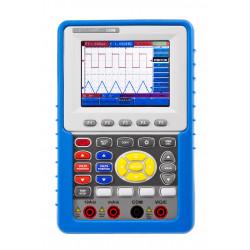 20 MHz / 2 CH Hand-Oszilloskop mit Digitalmultimeter