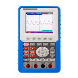 20 MHz / 1 CH Hand-Oszilloskop mit Digitalmultimeter