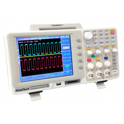 200 MHz / 2 CH Mixed-Signal Oszilloskop mit 16 CH Logic-Analyzer