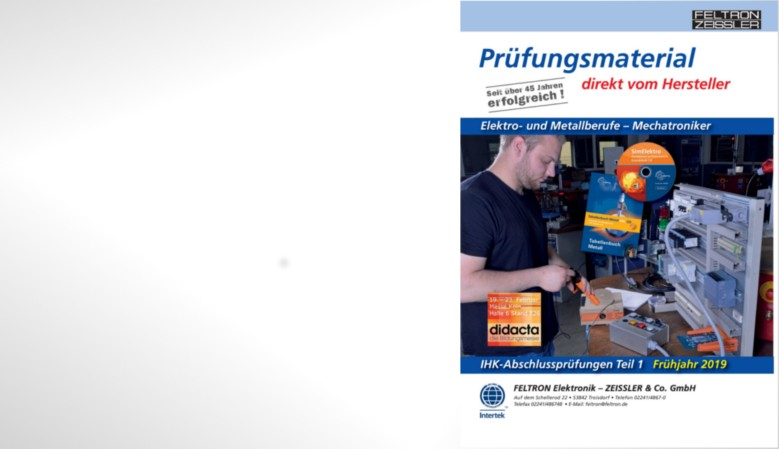 Prüfungsmaterial Elektro- Metall und Mechatroniker Frühjahr 2019