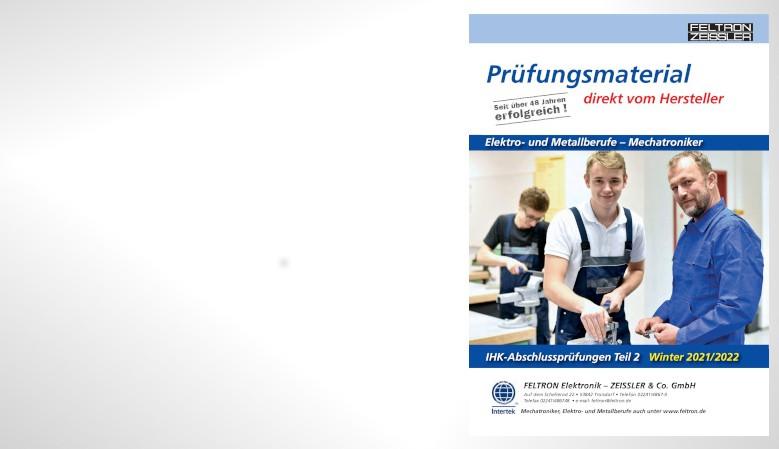Prüfungsmaterial Elektro- Metall und Mechatroniker Winter 2021