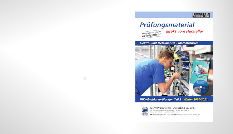 Prüfungsmaterial Elektro- Metall und Mechatroniker Winter 2020