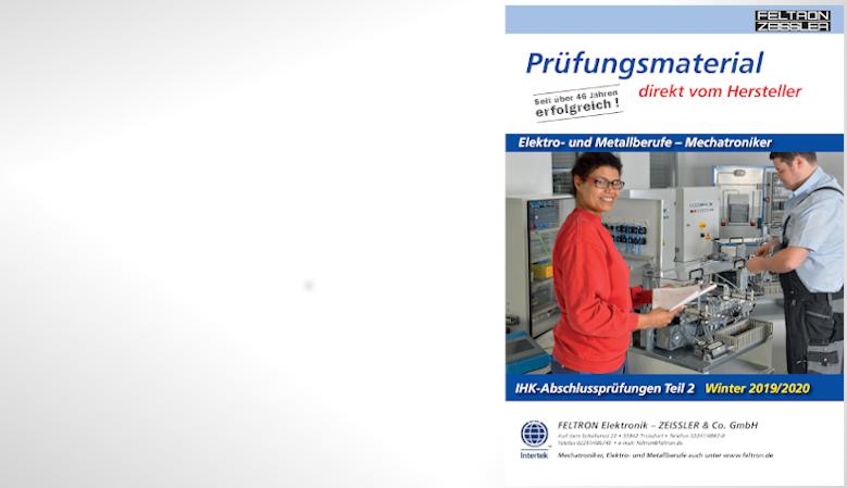 Prüfungsmaterial Elektro- Metall und Mechatroniker Winter 2019/2020